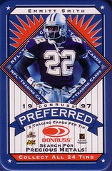 1997 Donruss Preferred Tins