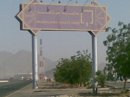 Di Muzdalifah