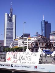 Bildungsstreik 2009 Frankfurt (02)