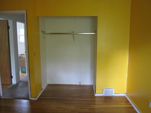 Craft Room - Closet