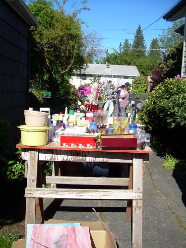 Tables of trinkets