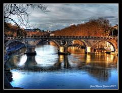 Ponte Sisto by gianmarco giudici