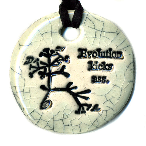 Ode to Charles Darwin and The Original Tree of Life a Surly-Ramics Design