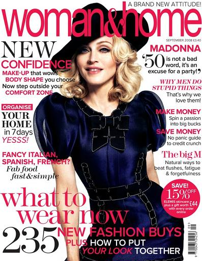 madonna-for-woman-home