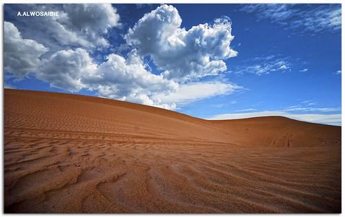Desert صحـــراء