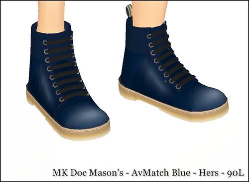 MK Doc Masons