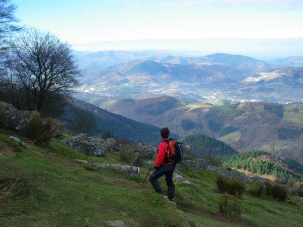 Foto 4 - Vistas desde antes de la cima