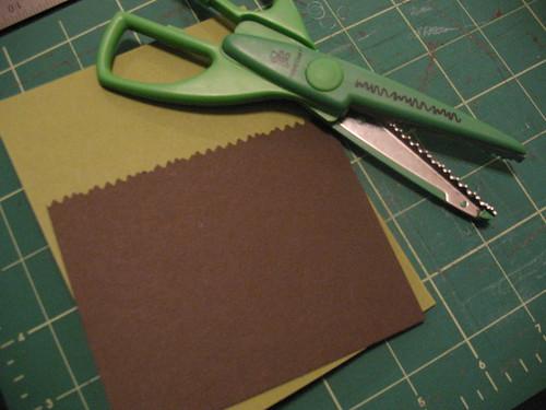Fancy Scissors to Make Fancy Cuts