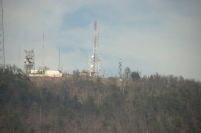 Paris Mountain Towers