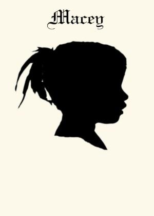 silhouette drawings tutorial send