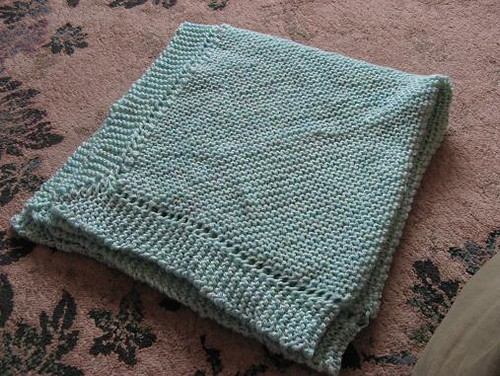 Easy Peasy Soft and Squeezy Baby Blanket