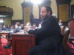 New York City Council Member Simcha Felder