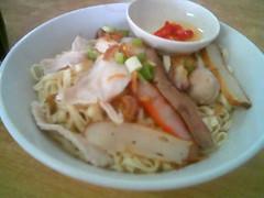 Kuching Kim Joo's kolo mee