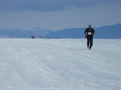 Byron Runs the Marathon