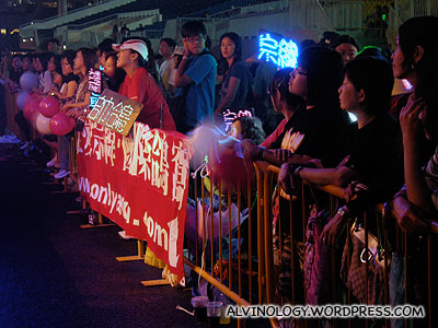 Aska Yangs fans from around the world
