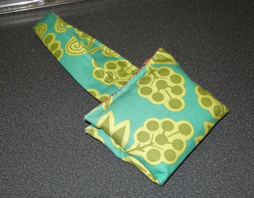 Tina's 3rd Generation iPod Nano Bag Version 1.0 Folded