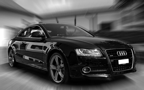 Audi A5 V6 3.0l TDI by macounette.