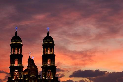 Basilica de Zapopan , Jalisco Mexico