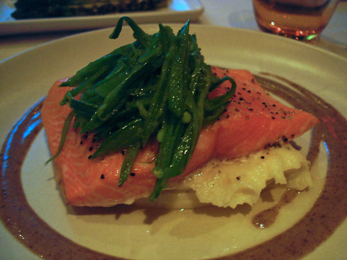 Slowly Cooked Arctic Char