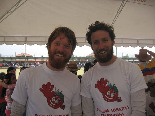 Tomatina Festival- Before