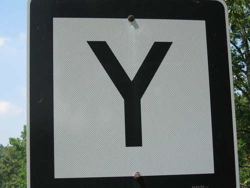"""Y"" Hyw by you."