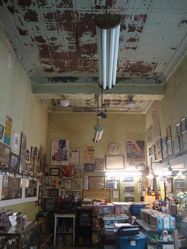 Vincent Oliver's Hippodrome Barber Shop, Woodlawn AL