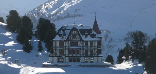 Villa Cassel Riederalp Switserland P1020956