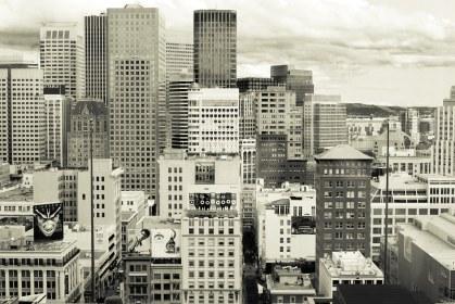 San Francisco, today