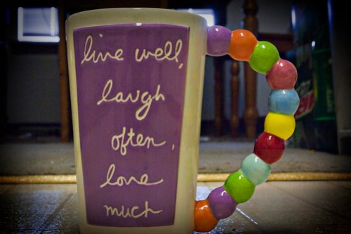122/365 - Colorful Cup