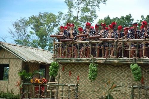 kaamulan 2009 festival floats