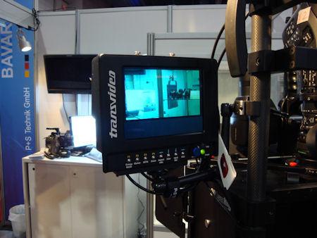 Transvideo CineMonitorHD 3DView