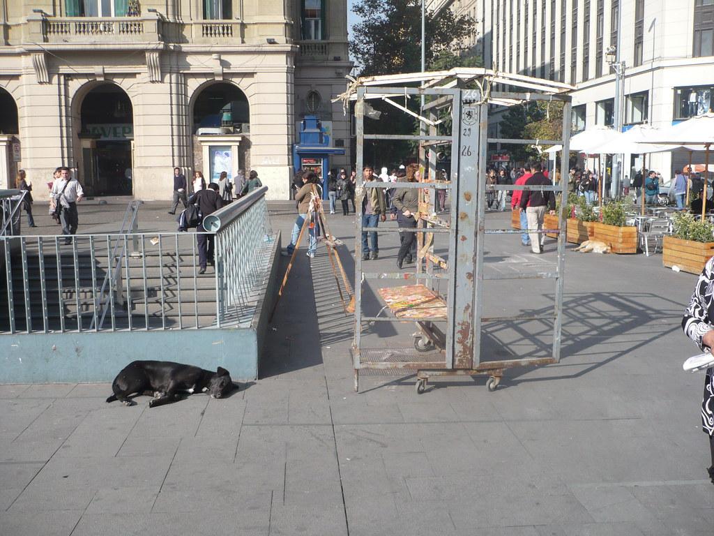 en Plaza de Armas