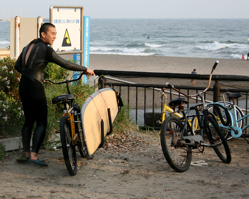 Cycle to the Surf