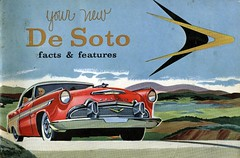 (52) 1956 DeSoto Owners Manual