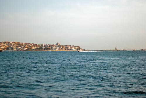 Bosphorus and Üsküdar, İstanbul, pentax k10d