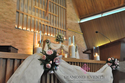 Wedding Ceremony by Diamond Events