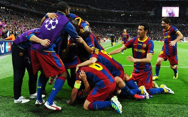 Final Liga Champions 2011, Barcelona vs Manchester United