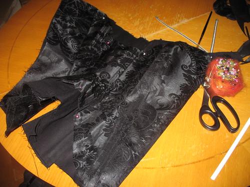 making a corset 27