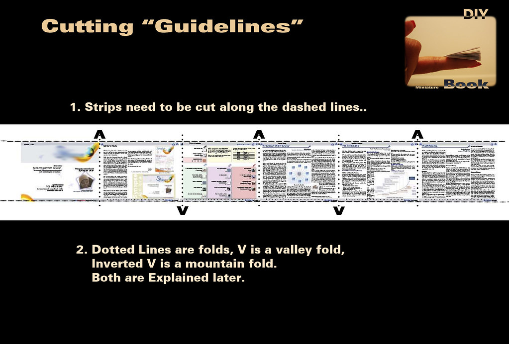 Cutting Guidelines