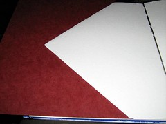 Page Alterations - POCKET PAGE STEP 3 BACK