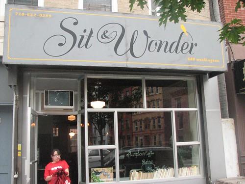 Sit & Wonder