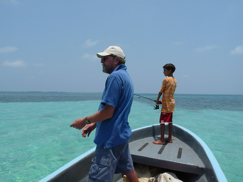 Fishing, Placencia, Belize