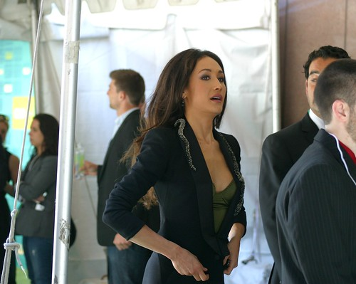 Maggie Q, Star of Nikita