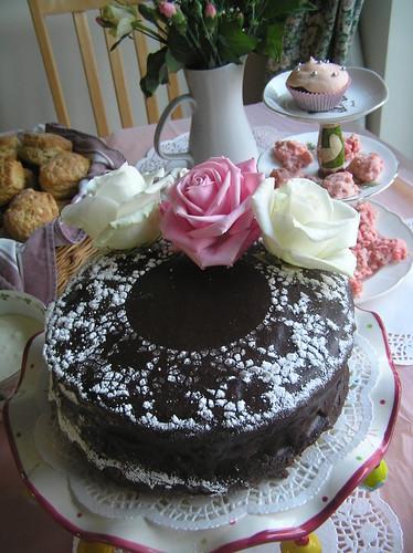 rosecake