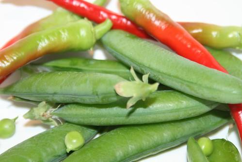 Peas & Chillis