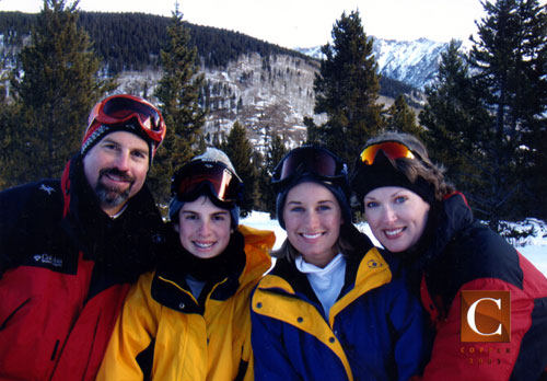 January 2003 - Copper Mountain, Colorado