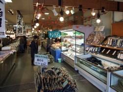 庄内観光物産館~鮮魚コーナー