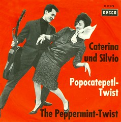 24 - Valente, Caterina -  Popocatepetl Twist -...