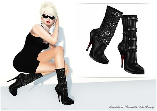Shoe Fair - Lapointe & Bastchild, Dita Candy