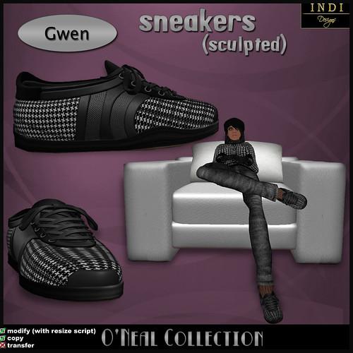 O'Neal sneakers Gwen